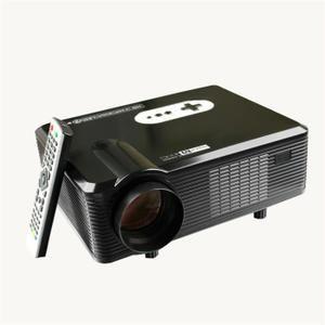 Le projecteur LED HD est une haute luminosité de 3000 lumens, le projecteur multi-fonction de la résolution de 1280x800 natif qui offre des systèmes avancés de home cinéma, dispositif de jeu de divertissement et aussi l'utilisati…Voir la présentation
