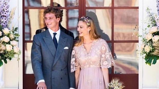 Pierre Casiraghi und Beatrice Borromeo haben geheiratet: Gartenparty in Monaco