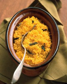 When risotto is baked rather than cooked on the stove, it does not require constant stirring.