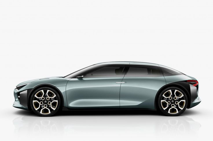 Citroën Introduces Its CXPERIENCE Concept Ahead of the Paris Motor Show