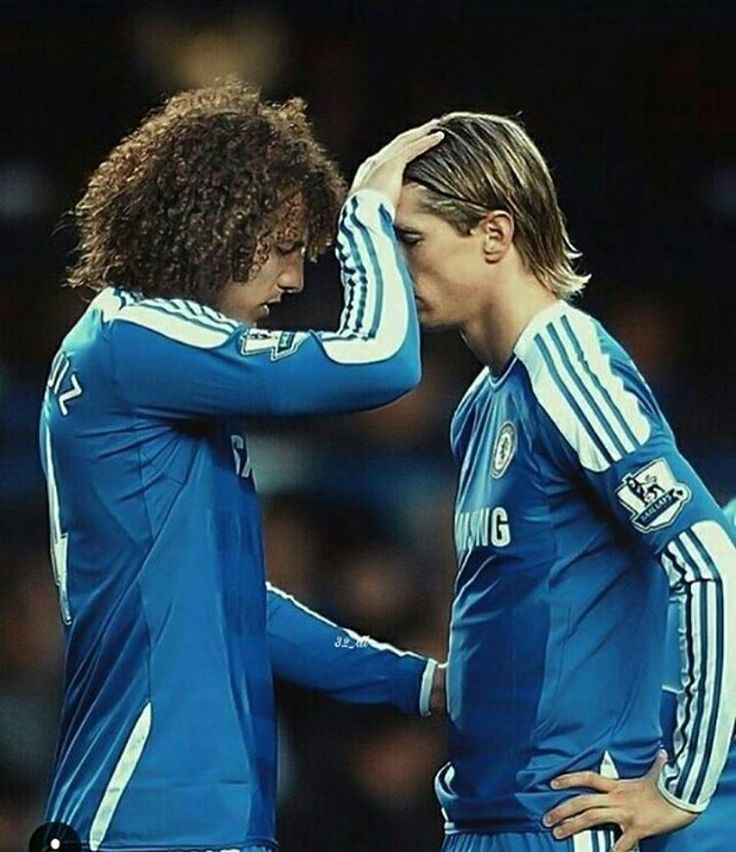 "IG David Luiz: ""Get well soon Nando! God bless you bro @fernandotorres ! """