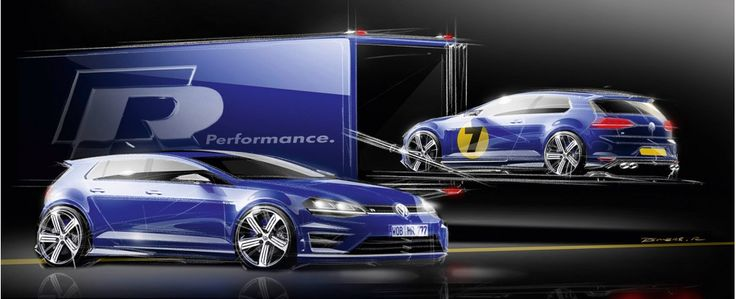 2015 Volkswagen Golf R Revealed, Comes With 296-HP Turbo Four