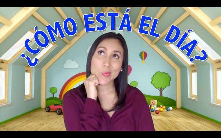 Canción del ESTADO DEL TIEMPO - Canta Maestra
