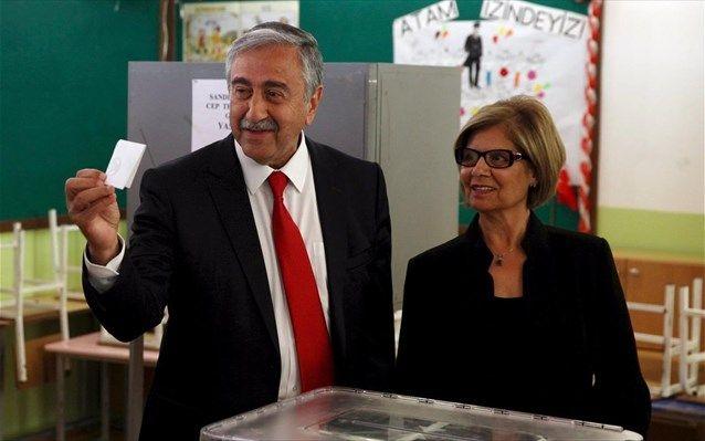 Με 60,5% νίκησε ο Μ. Ακιντζί στις εκλογές στα Κατεχόμενα
