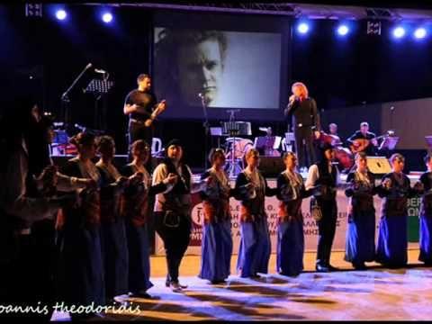 Πέτρος Γαϊτάνος  ΠΑΡΘΕΝ Η ΡΩΜΑΝΙΑ  Τραγούδια του Πόντου P Gaitanos Greek...