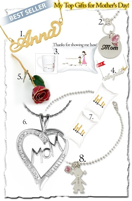 I love this top #Gifts #Ideas for #MothersDay, so cute no7. no.3 no.6 http://www.squidoo.com/buy-gift-mothersday $19