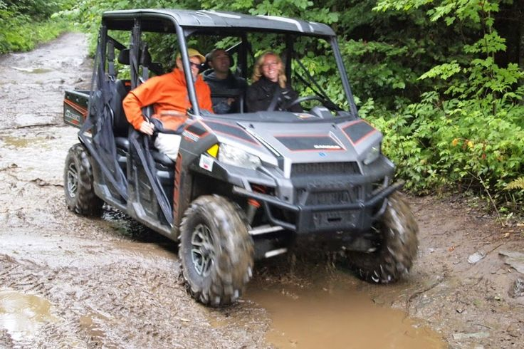 Riding at ATV in New Hampshire's far north, where there are 1000 continous miles of trails to enjoy. Win a bunch of ATV merchandise from Koplin Sports by sending them your best ATV video! http://blogs.gonomad.com/travelreader/2014/09/show-us-best-atv-day-ever.html