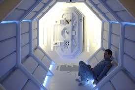 Image result for production design moon duncan jones