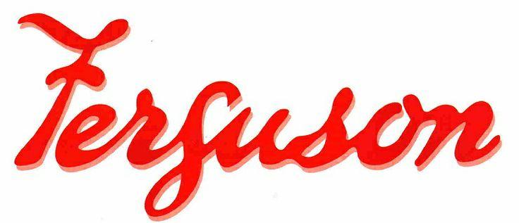 Massey Ferguson Logo Logos Tractor And Vintage Tractors