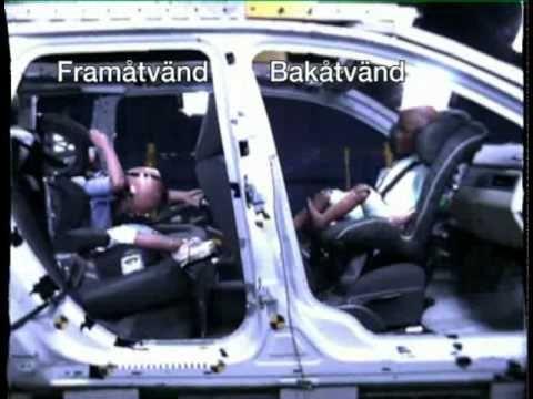 Barnsäkerhet i bilen