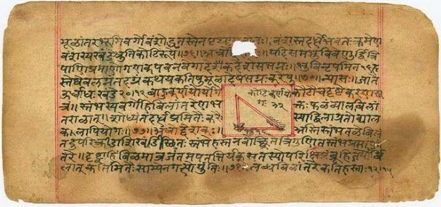 Shulba Sutras - Ancient Indian Mathematics | http://mathomathis.blogspot.ae/2015/09/shulba-sutras-ancient-indian-mathematics.html