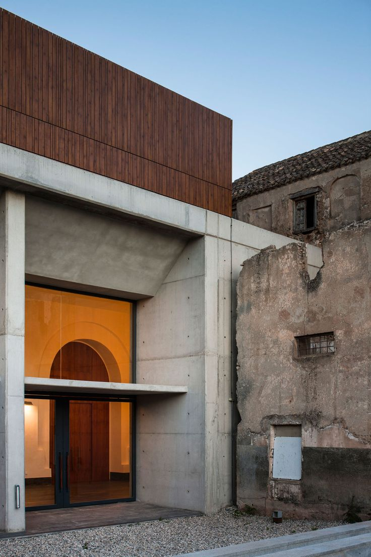 Renovation of the Oscense Theatre and its  Cloister annex in Huéscar, Granada | Architects González Pérez-Blanco, Miguel Bretones del Pozo ·