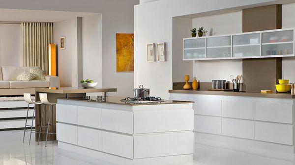 kleine küche bunte stühle Küche Pinterest - kleine küche gebraucht