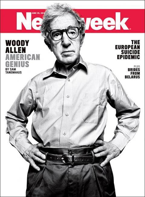 Woody Allen American Genius - Newsweek
