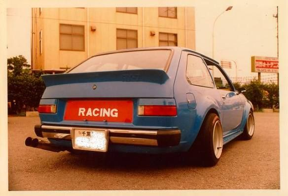 Mazda Familia 323 | Lowered, JDM, Stance