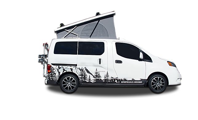 Recon Campers are the future of pop top camper vans in the USA. Recon Campers designs and builds affordable, high quality, camper vans.