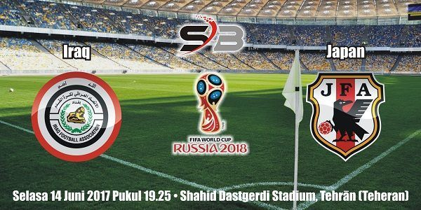 Prediksi Bola Iraq vs Jepang 13 Juni 2017
