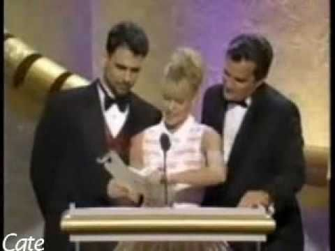 1997 Daytime Emmys - Jensen Buchanan, Tom Eplin & Robert Kelker Kelly pr...