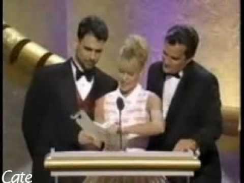 1997 Daytime Emmys - Jensen Buchanan, Tom Eplin & Robert Kelker Kelly pr...