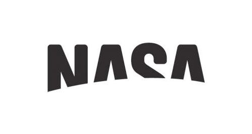 Cropping - Nasa Logo - Can change direction, balance and focus, and get rid of unnecessary elements of an image.