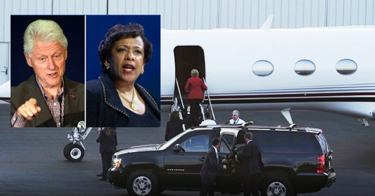 CONNECT THE DOTS: Look What Happened To Trump Right After Secret Meeting On Tarmac