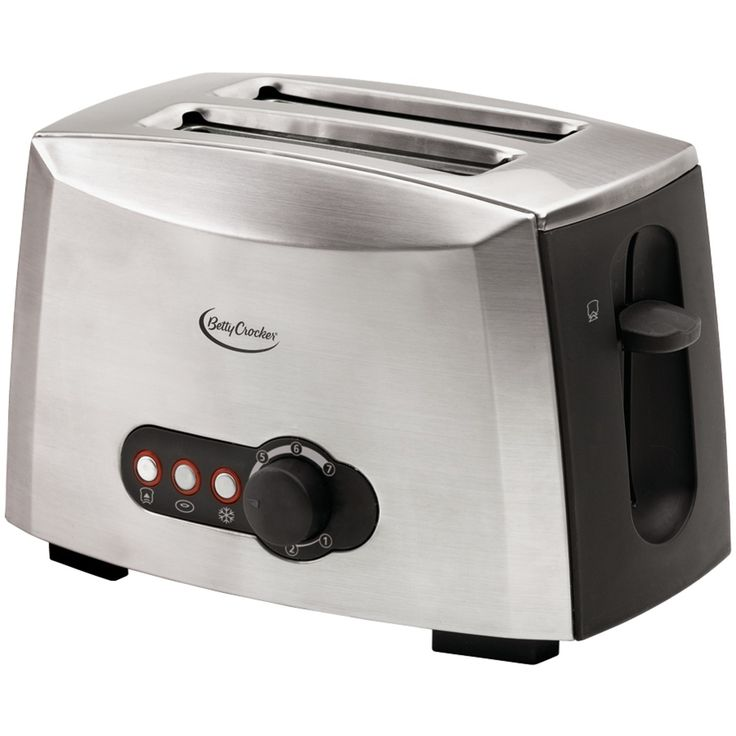 Details about Tefal Toaster 2 Slice Wide Slot TT3670 Compact ...