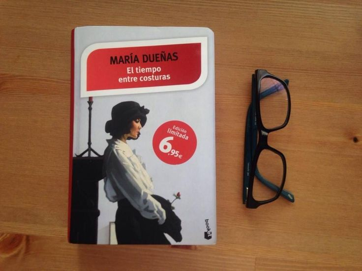 Krawcowa z Madrytu, María Dueñas - recenzja książki - Olga Nina