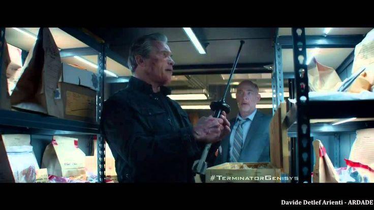 Terminator Genisys TV Spot 29 Insane (2015) - Emilia Clarke, Arnold Schw...