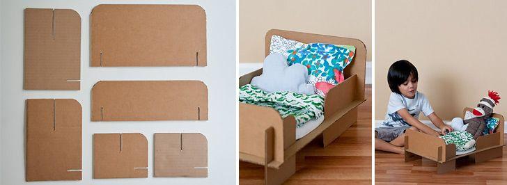 how to make cardboard seesaw