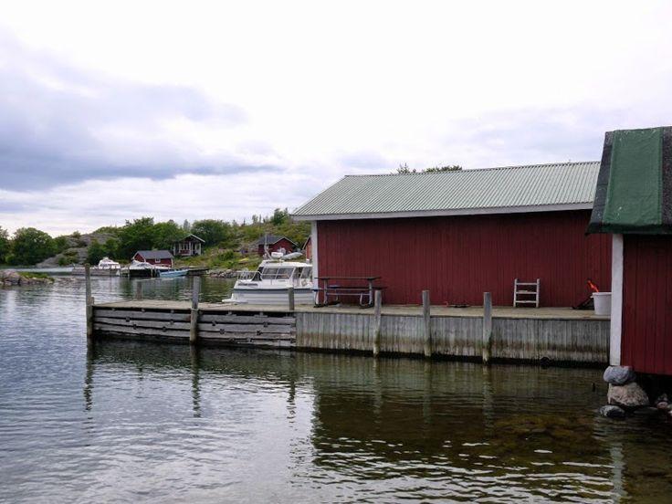 A brief visit to Aspö #sailing #purjehdus #saaristo #archipelago