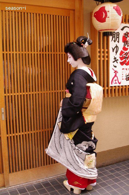 Tomoyuki (retired) of Pontocho
