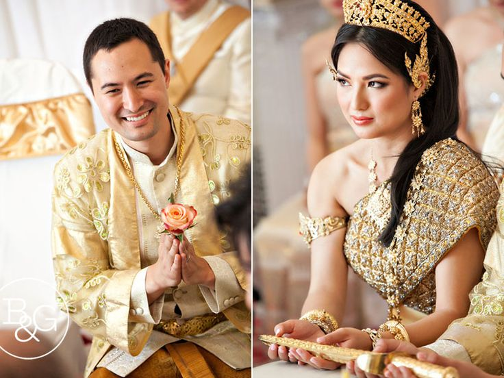 Alice & Richard, Khmer Cambodian Wedding Ceremony, Los Angeles Wedding Photographer BandGphtoography.com
