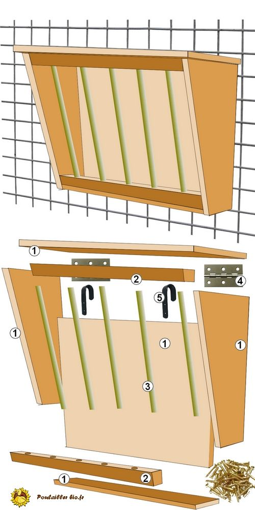 Les 25 meilleures id es de la cat gorie clapier lapin sur for Construire une cage a lapin exterieur