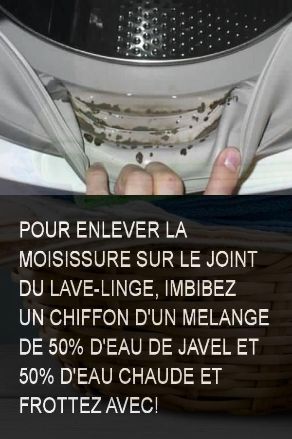89e579fab0235 Une méthode pour enlever les moisissures dangereuses de votre machine à  laver !  Machinealaver