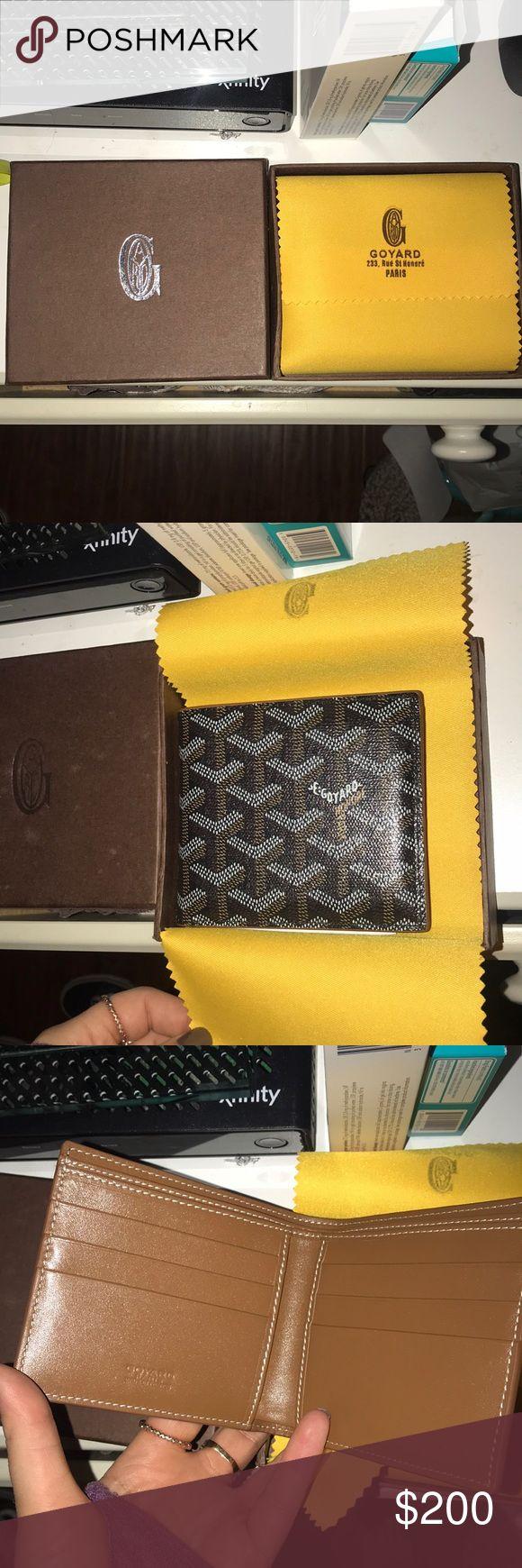 Wallet Goyard wallet. Never used. Goyard Accessories