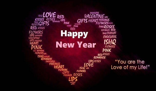 Pin By New Year Stuff On New Year Wishes Pinterest New Year Magnificent Love New Year Quotes