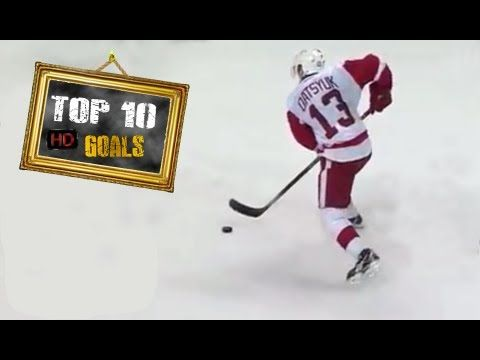 Pavel Datsyuk Top 10 Goals | HD | best part is I have witnessed a lot of them