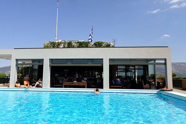 President Hotel, Athens, Greece