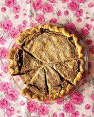 Pennsylvania Dutch Shoofly Pie Recipe | Martha Stewart