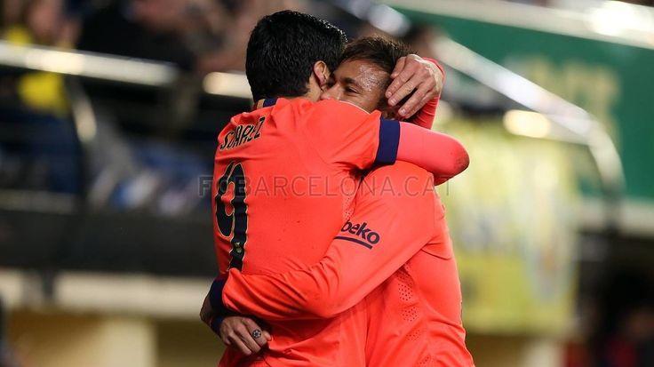 Villarreal - FC Barcelona (1-3) | FC Barcelona