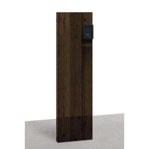 機能門柱・ポール 木調 コレット3型 本体のみ 三協アルミ