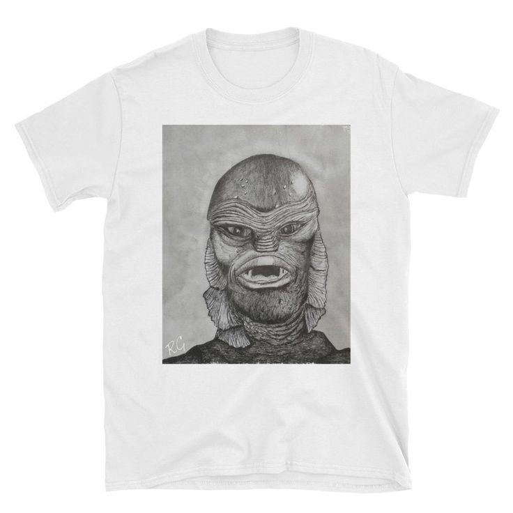 The Creature From The Black Lagoon Short-Sleeve Unisex T-Shirt