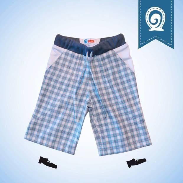 :: Bermuda FRANCO :: Escoces 100% algodón Disponible Tallas: 6-9 meses, 1, 2, 4 , 6 años  Más información en http://www.micaracol.cl/primavera_verano.html