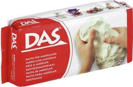Vi ricordate ilDas, lapasta da modellarecon la quale alle elementari ci facevano fare i lavoretti per la Festa della mamma o per la festa del Papà?