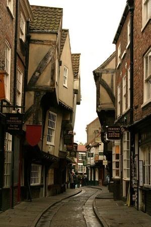 The Shambles -- York.