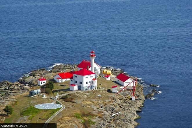 Lighthouse Island, #Nanaimo, BC