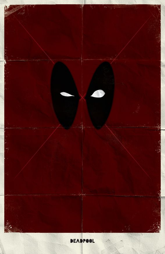 Personagens do universo Marvel em cartazes minimalistas. #Marvel #Minimalist