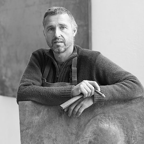artist Thaddäus Salcher