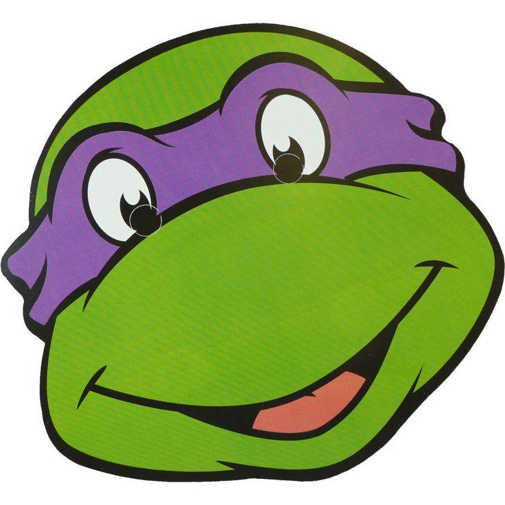 ninja turtles donatello | Teenage Mutant Ninja Turtles (TMNT) Donatello Maske (Pappe), X-Comics