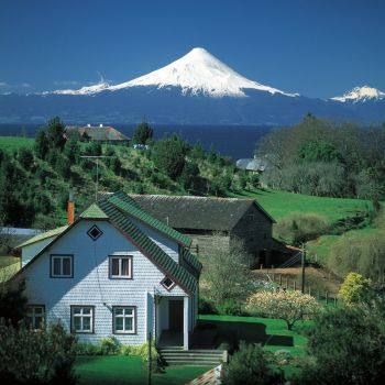 Volcan Osorno southern Chile. #wine #travel #news #education